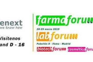 FarmaForum Madrid | 28-29 de marzo, 2019