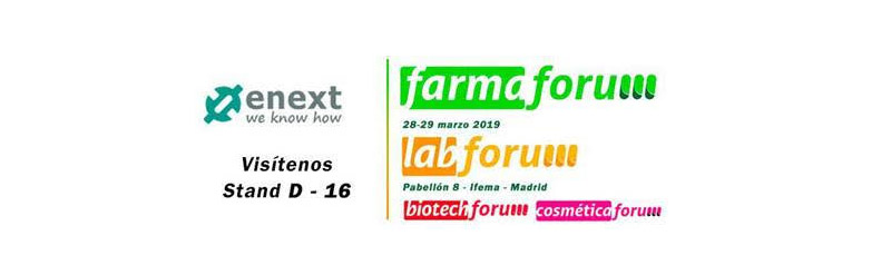 FarmaForum Madrid | Març 28-29, 2019