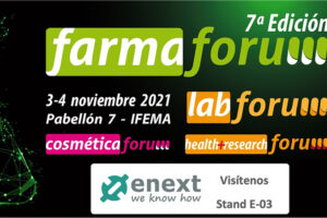 FarmaForum Madrid | 3-4 Novembre, 2021